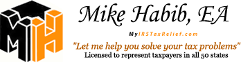 Logo of Mike Habib, EA