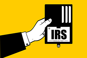IRS Badge