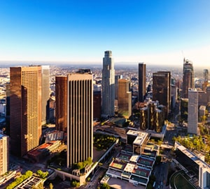 Los Angeles landscape